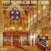 1929 Midmer-Losh Pipe Organ / Anthony Burke