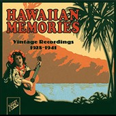 Various Artists: Hawaiian Memories: Vintage 1928-1941