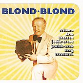Blond-Blond: Jewish-Arab Song Treasures