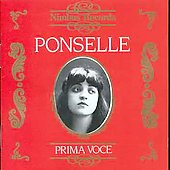 Prima Voce - Rosa Ponselle
