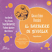 Rossini: Il barbiere di Siviglia;  Gounod, etc / Samosud