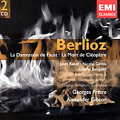 Gemini - Berlioz: La damnation de Faust, etc / Pr&ecirc;tre, et al
