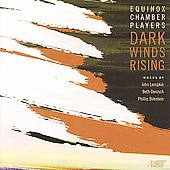 Dark Winds Rising - Lampkin, et al / Equinox Chamber Players