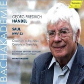 Handel: Saul / Rilling, Taylor, Lutze, Eiche, et al