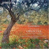 Börtz: His Name was Orestes, etc / Gilbert, Björk, Persson, Tobiasson, Laurin, et al