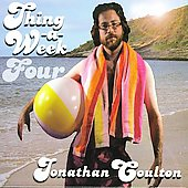Jonathan Coulton: Thing a Week Four [Digipak]