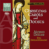 Alfred Deller - The Complete Vanguard Recordings Vol 3 - Christmas Carols & Motets