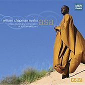 Asa - Piano Music by Composers of African Descent / William Chapman Nyaho