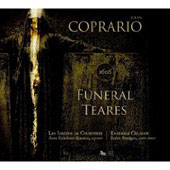 Coprario: Funeral Teares, Songs of Mourning, Masques of Squires / Delafosse-Quentin, Bündgen, et al