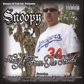 Snoopy (Rap): Straight from the Streets [PA] *