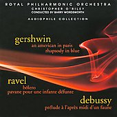 Royal Philharmonic Orchestra - Gershwin, Ravel, Debussy / Christopher O'Riley, Royal Philharmonic Orchestra