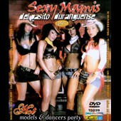 Various Artists: Sexy Mamis del Pasito Duranguense, Vol. 2
