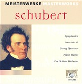 Masterworks: Schubert [Box Set]