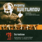 Scriabine: Symphony No. 3; Promethee