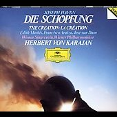 Haydn: The Creation / Karajan, Mathis, Araiza, Van Dam