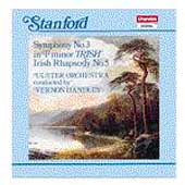 Stanford: Symphony no 3, etc / Handley, Ulster Orchestra
