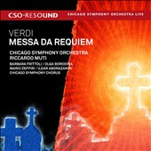 Verdi: Messa da Requiem / Muti, Chicago