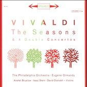 Vivaldi: The Four Seasons; Double Concertos / Ormandy, Philadelphia