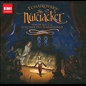 Tchaikovsky: The Nutcracker / Simon Rattle [Deluxe Edition]