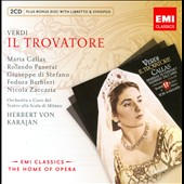 Verdi: Il Trovatore / Karajan