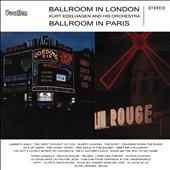 Kurt Edelhagen: Ballroom in London/Ballroom in Paris