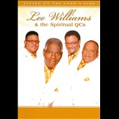 Lee Williams/Spiritual QC's: Living on the Lord Side [DVD]