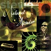 Stevie Wonder: Natural Wonder
