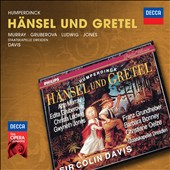 Humperdinck: Hänsel und Gretel / Ann Murray, Edita Gruberova, Christa Ludwig, Gwyneth Jones, Barbara Bonney
