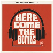 Gaz Coombes: Here Come the Bombs [PA] [Digipak]