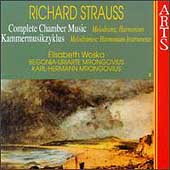 R. Strauss: Complete Chamber Music Vol 2 - Melodrams, etc