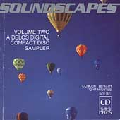 Soundscapes Vol 2 - A Delos Digital Compact Disc Sampler