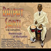 Ralphy Santi: Homenaje Al Bailador