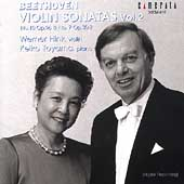 Beethoven: Violin Sonatas Vol 2 / Werner Hink, Keiko Toyama