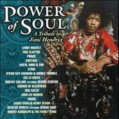 Various Artists: Power of Soul: A Tribute to Jimi Hendrix