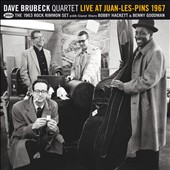 The Dave Brubeck Quartet: Live at Juan-Les-Pins 1967