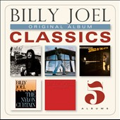 Billy Joel: Original Album Classics [Digipak]