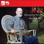 Ives: String Quartets Nos. 1 & 2 / Juiliard String Quartet