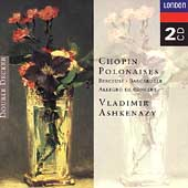 Chopin: Polonaises, etc / Vladimir Ashkenazy
