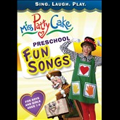 Miss Patty Cake: Preschool Fun Songs [DVD]