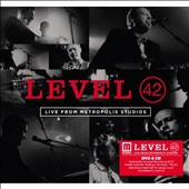 Level 42: Live from Metropolis Studios [DVD+CD]