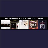 The Temptations (R&B): 5 Classic Albums