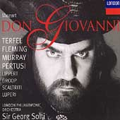 Mozart: Don Giovanni / Solti, Terfel, Fleming, Murray, et al
