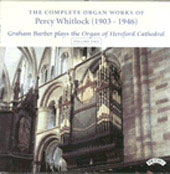 Whitlock: Complete Organ Works Vol 2 / Graham Barber