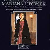 Famous Opera Arias / Marjana Lipovsek, Giuseppe Patan&#233;