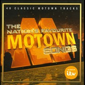 Various Artists: The  Nation's Favourite Motown Songs