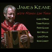 James Keane: With Friends Like These [Digipak]