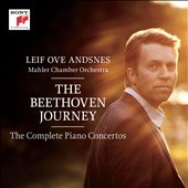 Beethoven: Piano Concertos Nos.1-5; Choral Fantasy / Leif Ove Andsnes, piano, cond.; Mahler CO; Prague Philharmonic Choir.