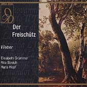 Weber: Der Freisch&uuml;tz / Kleiber, Gr&uuml;mmer, Streich, Hopf
