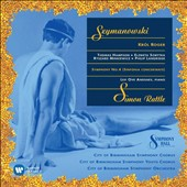 Szymanowski: King Roger, opera; Symphony No. 4 / Leif Ove Andsnes, piano; City of Birmingham SO, Chorus & Youth Chorus; Rattle