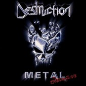 Destruction: Metal Discharge [Digipak]
